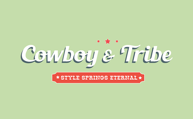 Brand Design — Cowboy & Tribe Clothing